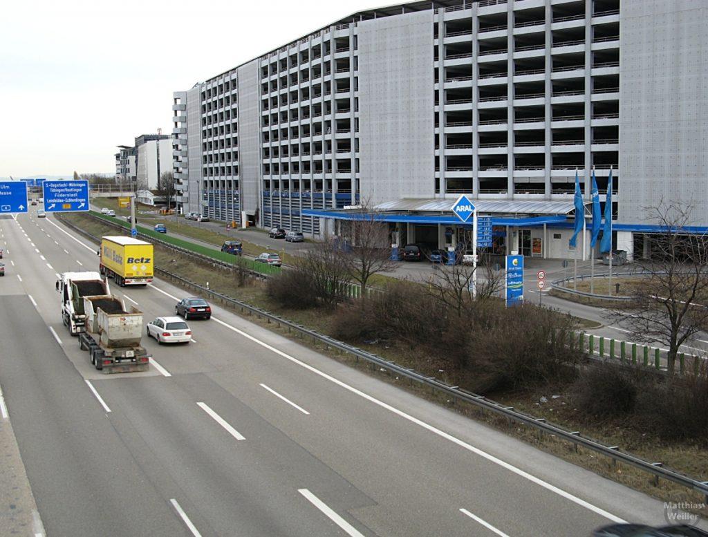 Autobahn Echterdingen, Teil 2