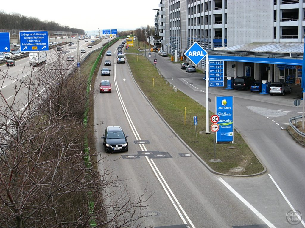 Autobahn Echterdingen, Teil 3