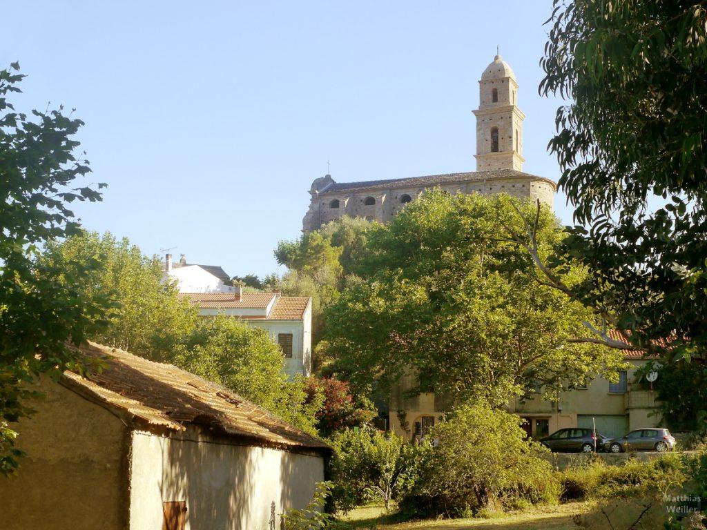 Kriche San Martinu in Patrimonio