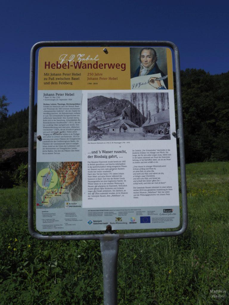 Hebel-Tafel