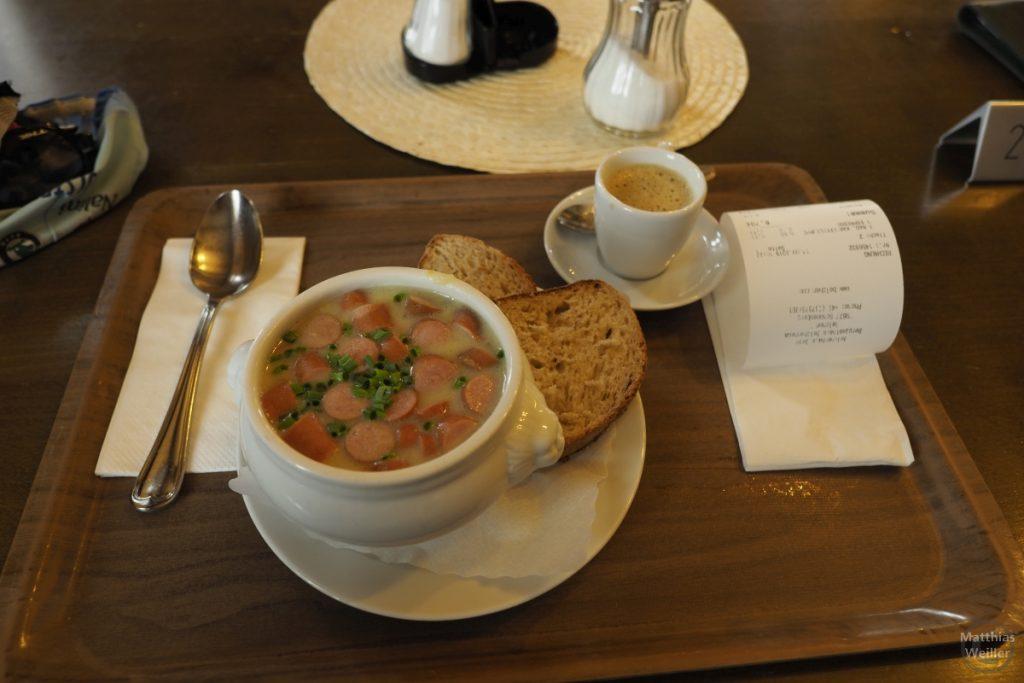 Suppe Belchenhaus