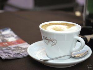 Kaffeetasse Trieste