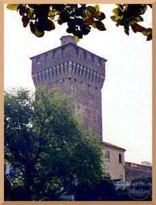 Torre di Piazza Castello, Vicenza