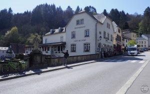 Brückenszene in Vianden