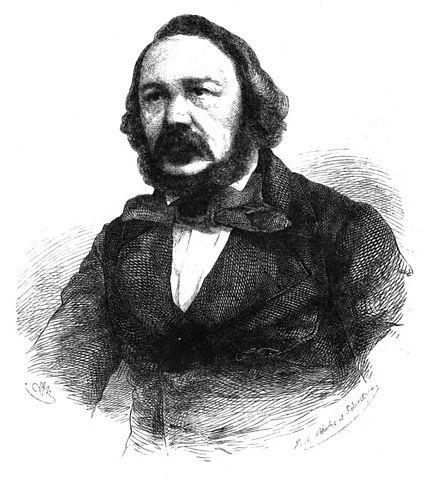 Porträt Ferdinand Freiligrath