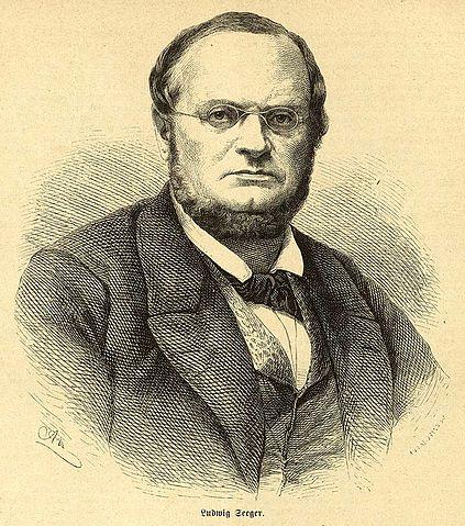 Porträt Ludwig Seeger