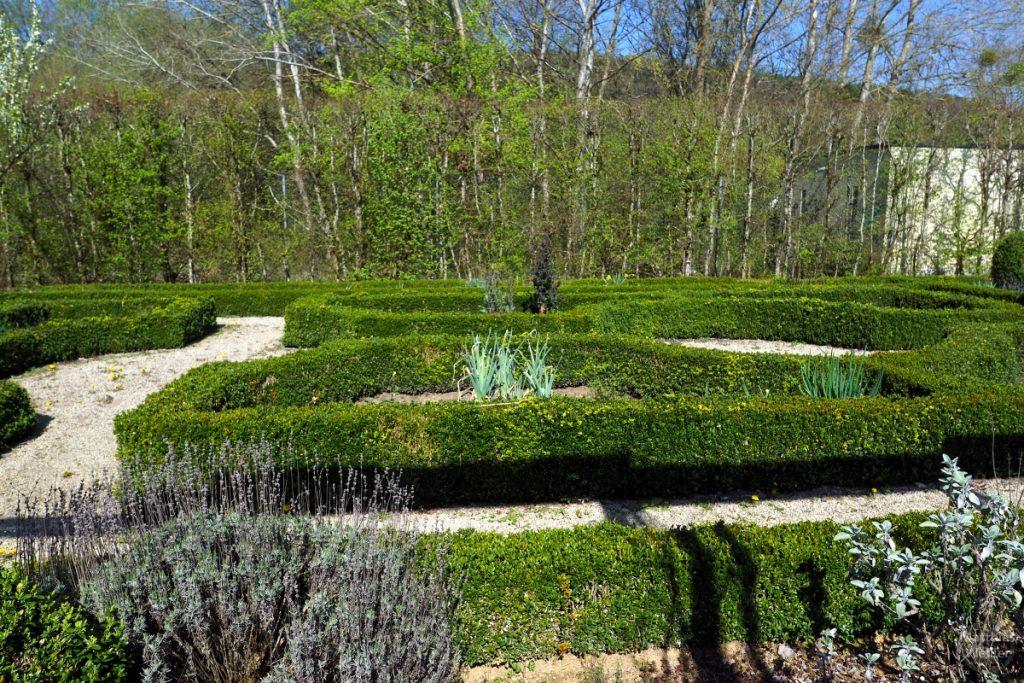 Römischer Kräutergarten, Villa Romaine, Echternach