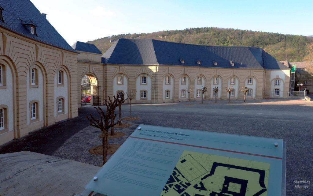 ehemalige Abtei Echternach