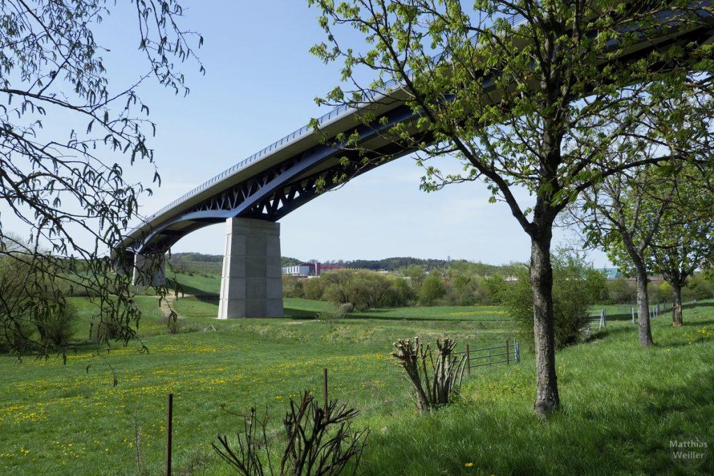 Brücke über Aue