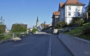 Rehetobel mit Dorfkirche