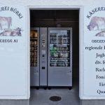 Produktautomat Käserei Bürki in Oberegg