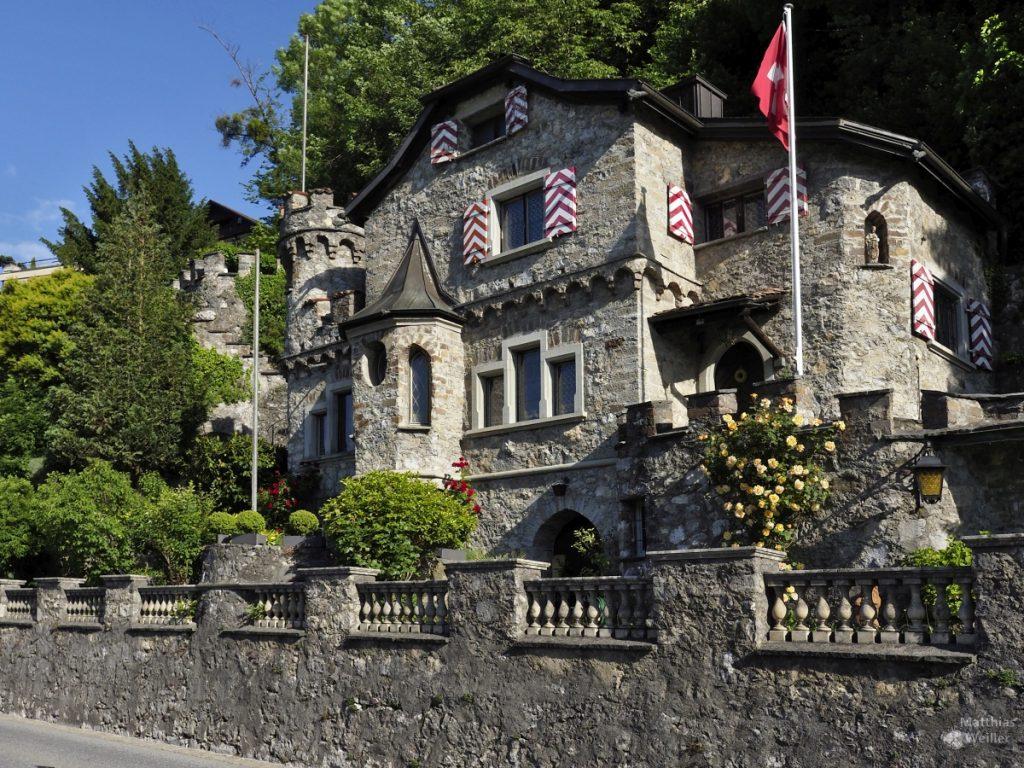 Schlosshäuschen in Weesen