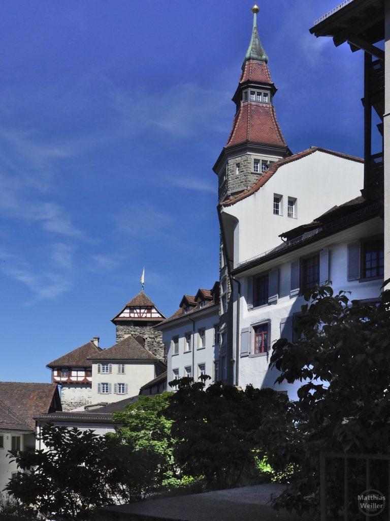 Kulisse Frauenfeld mit Schloss