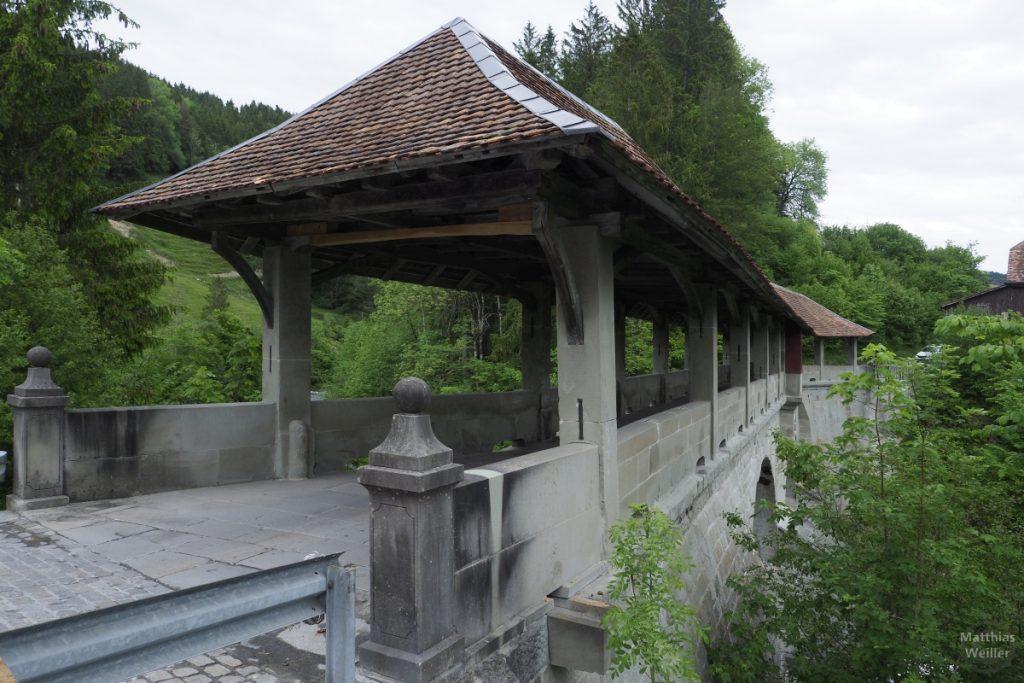 Teufelsbrücke am Etzel
