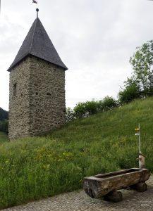 Letziturm, Morgarten