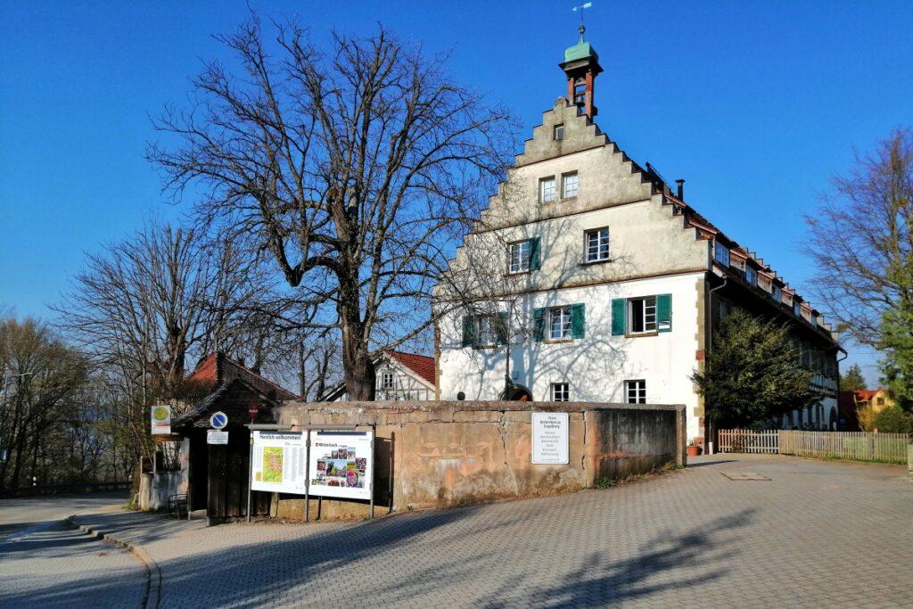 Engelberg, Waldorfschule, bei Winterbach
