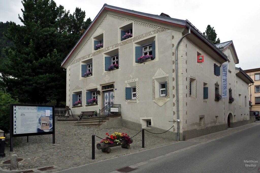 Engadinerhaus, Museum Alpin Pontresina