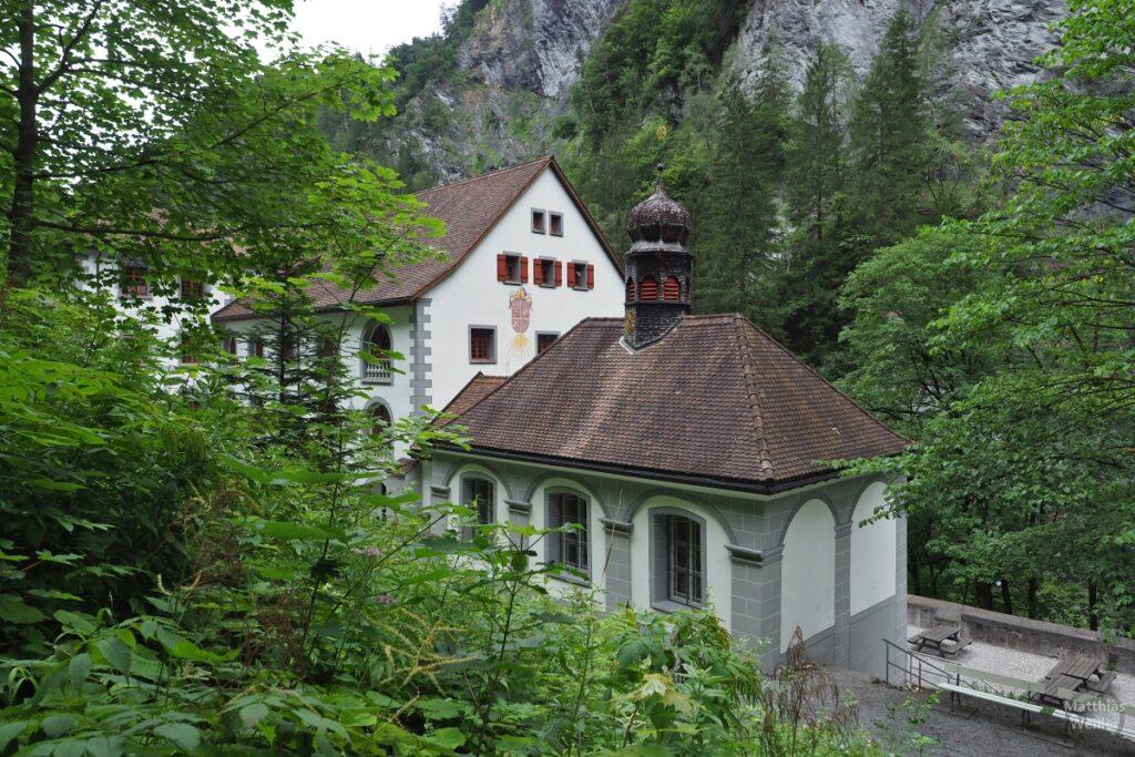 Kapelle Altes Bad Pfäfers