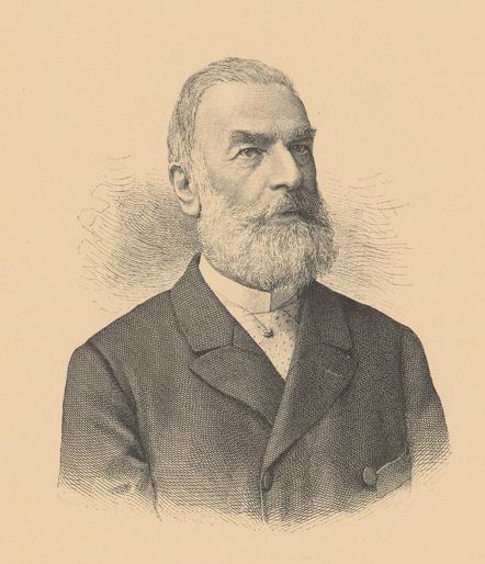 Porträt Achilles Thommen