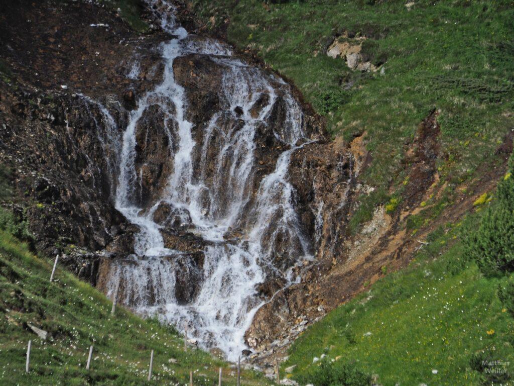 Quellwasserfall Albula