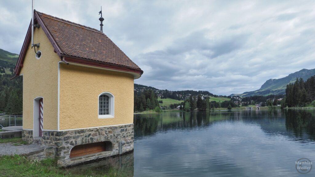Kapelle am Heidsee