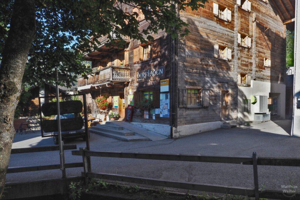 Chalethaus Dorfladen Langenwies