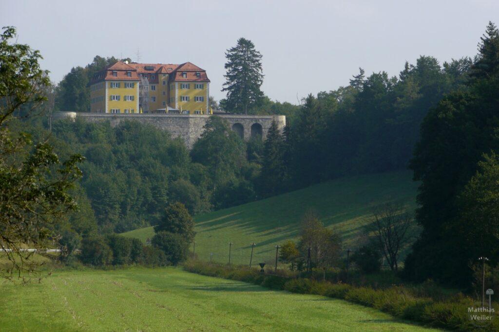 Gesamtansicht Schloss Grafeneck