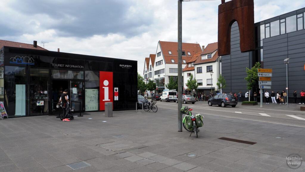 Tourist Information Outletcity Metzingen