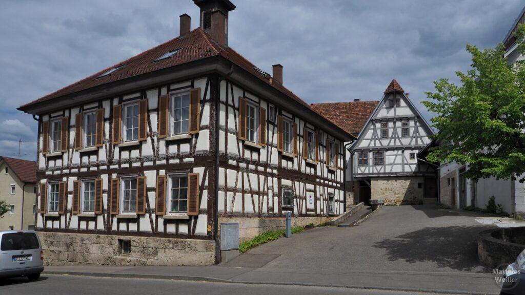 Bindhof in Metzingen-Neuhausen