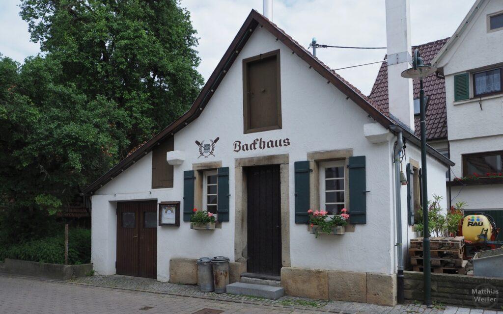 Backhaus Glems