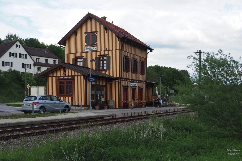 Bahnhof Kohlstetten