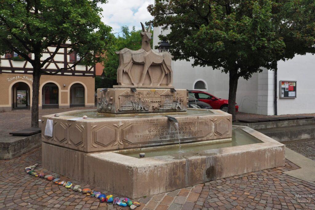 Geißbrunnen Hayingen