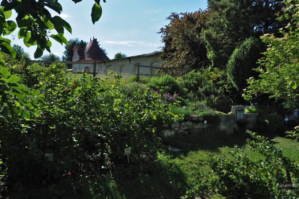 Klostergarten Inzigkofen