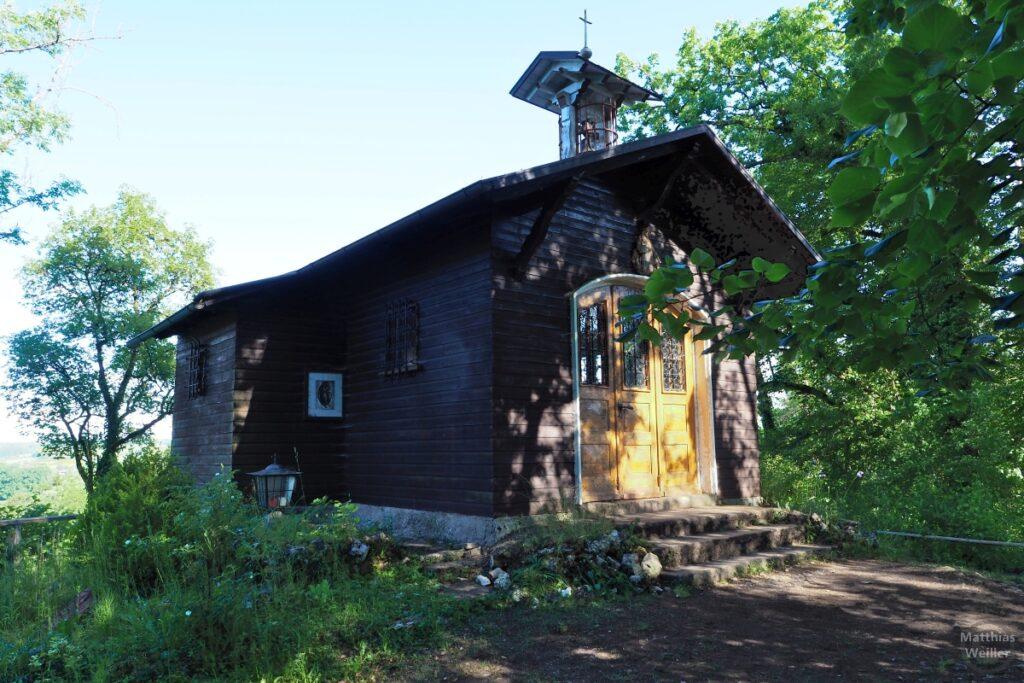 Eremitage (Holzkapelle, ehemaliges Teehaus)