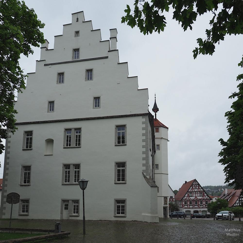 Treppengiebelhaus in Trochtelfingen